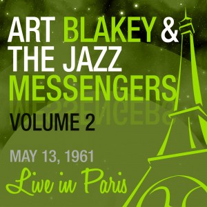 10-ART BLAKEY & THE JAZZ MESSEN. VOL.2 (MAY13.1961)