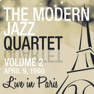 4-THE MODERN JAZZ QUARTET VOL2 (1960)